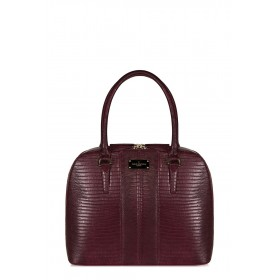Pauls Boutique - Borsa Aviana donna in pelle ecologica nera e bordoux (Pauls Boutique 126554)