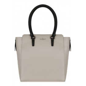 Pauls Boutique - Borsa Angela donna in pelle ecologica nera e bianca (Pauls Boutique 126529)