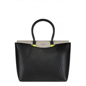 Pauls Boutique - Borsa Abigail donna in pelle ecologica nera (Pauls Boutique 126542)