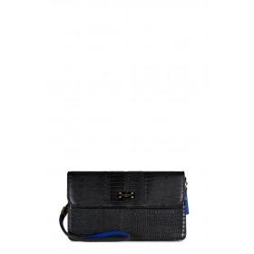 Pauls Boutique - Borsa Veronica donna in pelle ecologica nera e bordoux (Pauls Boutique 126556)
